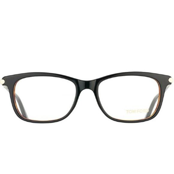 c4b88b3669fc New Tom Ford TF5327 001 Brown   Gold Eyeglasses